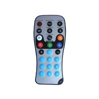 Wireless IR remote for P645QUADO and LEDBAR5QUADO
