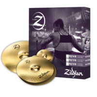 "ZILDJIAN PLANET Z 3PACK PRO 14""HH/18""CR PLZ1418"