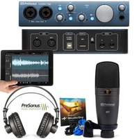 PRESONUS AUDIOBOXiTWO HD7 H/PHONES M7 MIC S1 ARTIST