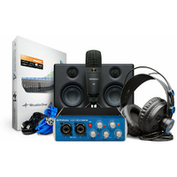 Presonus AudioBox 96 Studio Ultimate Bundle incl Studio One Artist Buy Online