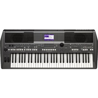 YAMAHA PSRS670 ARRANGER WORKSTATION KEYBOARD first thumb image