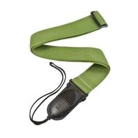 Planet Waves Acoustic Quick Release Guitar Strap, Green