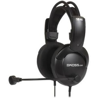 KOSS SB40 HEADSET AND COMMUNICATIONS HEADPHONES