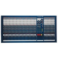Soundcraft SLX7 MkII 32 32+4/4/2 Console 32 Mono;4 Stereo;4 Subgroups 4 band EQ, 6 Aux Sends