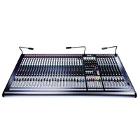 Soundcraft GB4 32/4/2 8 Aux Console 32 x Mono, 2 x Stereo inputs 4 band EQ, 8 x Aux, 4 x Group