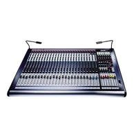 Soundcraft GB8 24/8/2 8 Aux Console 24 x Mono, 4 x Stereo inputs 4 band EQ, 8 x Aux, 8 x Group