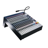 Soundcraft GB2R 12+2/2/2 Console Rack Mount, 12 x Mono, 2 x Stereo, 6 Aux, 4 band EQ