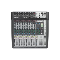 SIGNATURE 12 CH MIXER WITH USB MULTITRACK