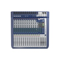 SIGNATURE 16 CH MIXER WITH USB AND FX