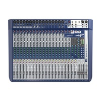 SIGNATURE 22 CH MIXER WITH USB AND FX