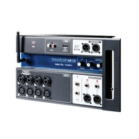 12-INPUT REMOTE-CONTROLLED DIGITAL MIXER
