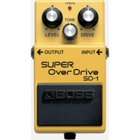 BOSS SD1 Super OverDrive first thumb image