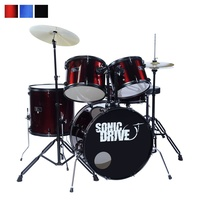 Sonic Drive 5-Piece Rock Drum Kit