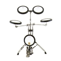 Sonic Drive 5-Piece Drum Practise Pad Kit for Beginner