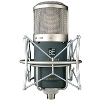 SE Electronics Gemini II Superb new Dual tube microphone, single cardioid pattern. Sounds unbelieveably good!