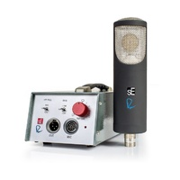 SE Electronics Tube Condenser Microphone designed by Rupert Neve