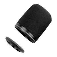 Shure SHR-A57AWS Windscreen Black for Beta57/A Suitable for Beta57 or Beta57A