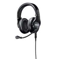 Shure SHR-BRH440M Dual-Sided Broadcast Headset with Dynamic Microphone