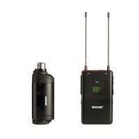 Shure SHR-FP35L4 Wireless System with Plug On Transmitter; FP3 & FP5 638-662MHz