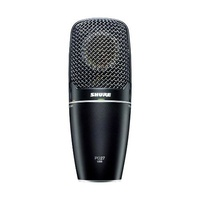 Shure SHR-PG27USB Microphone Condenser Lo Z Instrument Cardioid; Side Address - USB Output