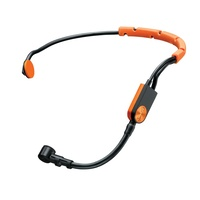 Shure SHR-SM31FH-TQG Wireless Mic Headworn TA4F Cardioid Condenser for Fitness Instructors