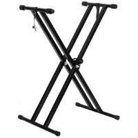 MAESTRO X FRAME KEYBOARD STAND NARROW TOP 25CM