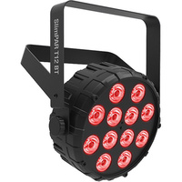 SlimPAR T12 BT 12 x 2.5W TRI LEDs with Bluetooth App Control