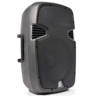 "SKYTEC SPJ-1200A 12"" PA POWERED SPEAKER 600W"