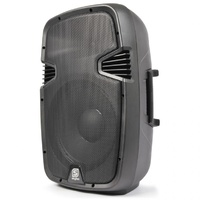 "SKYTEC SPJ-1200ABT 12"" POWERED SPEAKER 600W WITH BLUETOOTH"