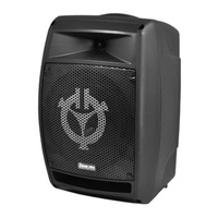 "Chiayo StagePro 200 watt (150 watt RMS) 8"" two way, portable PA system. With 1 x Wireless Receiver & CD/USB Player"