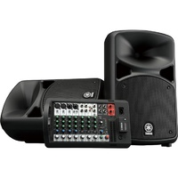 YAMAHA PORTABLE PA SYSTEM STAGEPAS600BT