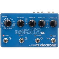 Flashback X4 Delay  & Looper pedal