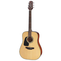 Takamine D2 Series Left Handed Dreadnought Acoustic Guitar