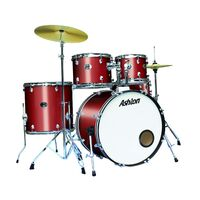 Ashton TDR520WR Drumkit Wine Red