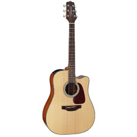 Takamine ED4DC Series Dreadnought Cutaway Acoustic/Electric Guitar (Various Colours)