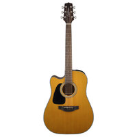 Takamine G30 Series Left Handed Dreadnought AC/EL Guitar with Cutaway