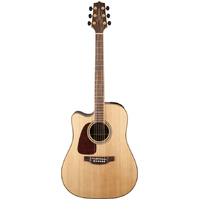 Takamine G90 Series Left Handed Dreadnought AC/EL Guitar with Cutaway