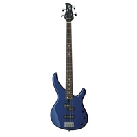 YAMAHA TRBX174 BLUE METALLIC BASS GUITAR