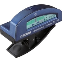 BOSS TU10BU Clip-On Chromatic Tuner