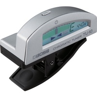 BOSS TU10SV Clip-On Chromatic Tuner