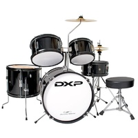 DXP TXJ5 SERIES 5 PCE JUNIOR DRUM OUTFIT