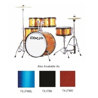 DXP TXJ7 JUNIOR PLUS DRUM OUTFIT