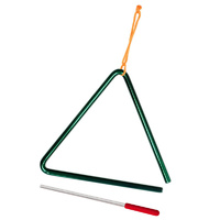 "8"" TRIANGLE GREEN"