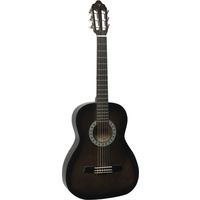 VALENCIA 1/4 GUITAR - BLACK