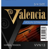 VALENCIA 3/4 VIOLIN STRINGS
