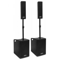 Vonyx VX1050BT Powered Speaker System