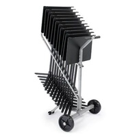 WENGER SMALL MUSIC STAND CART -