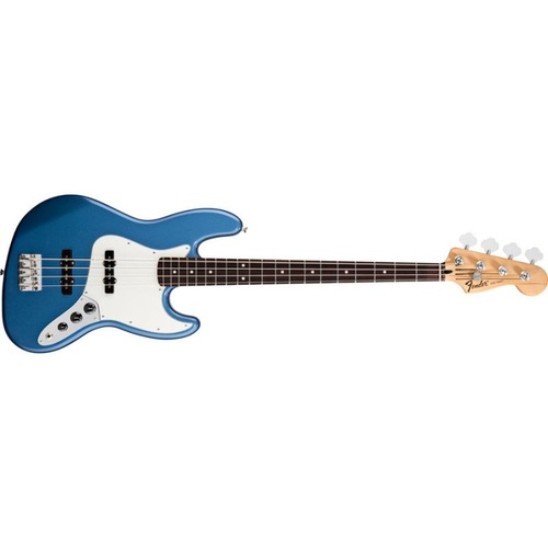 FENDER STD JAZZ BASS RW Lake Placid Blue (no bag)
