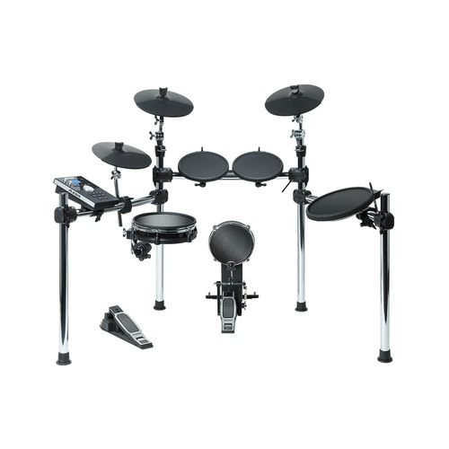Alesis Command: 8-Pce E-Kit with Mesh Snare + Kick