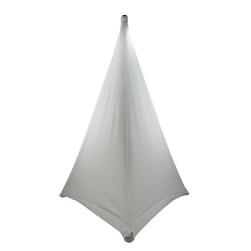 180068Double Sided Speaker Scrim - White